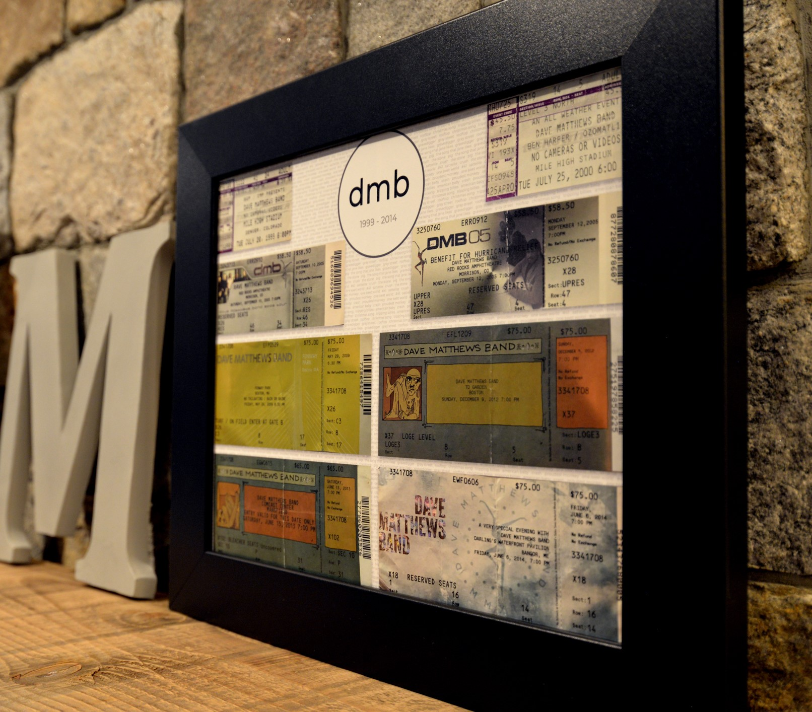 Dave Matthews Band Collection by CollectEffect