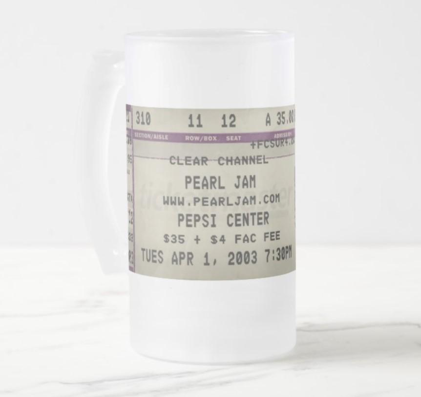 Pearl Jam Stein