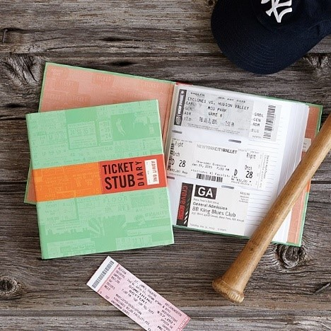 Ticket Stub Album